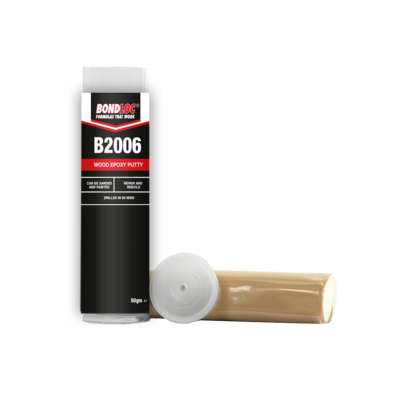 Bondloc B2006 Wood Epoxy Stick 50g