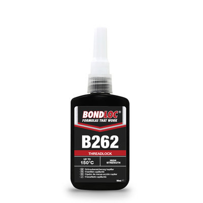 Bondloc B262 Threadlock 10ml
