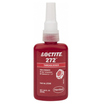 Loctite 272 - High Strength High Tempurature 50ml