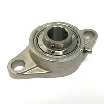 SUCFL205 Stainless Steel 2 Bolt Flange Bearing Unit