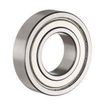 6019 2Z - FAG Deep Groove Ball Bearing 95x145x24