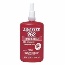 Loctite 262 High Strength Controlled Torque 250ml