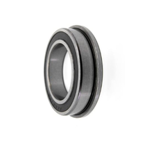 F626 2RS Flanged Bearing 6x19x6